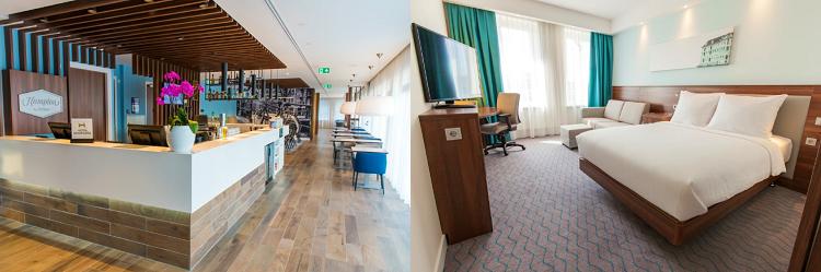 2   4 ÜN im 4* Hotel in Amsterdam inkl. Frühstück und Fitness ab 39€ p. P.