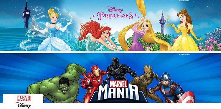 Disney und Marvel Sale bei vente privee   Spielsachen, Mal  und Bastelsachen, uvm.