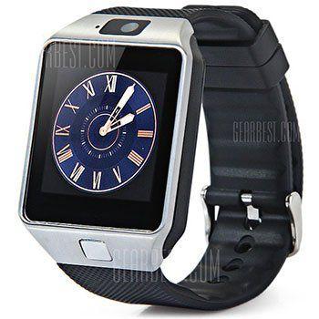 DZ09   Smartwatch mit SIM, Bluetooth 3.0, Kamera uvm ab 9,12€ (statt 17€)
