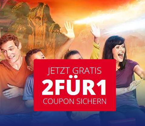 Heide Park Soltau, Sealife, Leogoland u.a.   jetzt gratis 2Für1 Coupon sichern