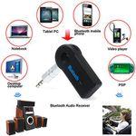 Bluetooth 3.0 Adapter mit 3,5mm Klinken-Anschluss für das Auto für 1,82€