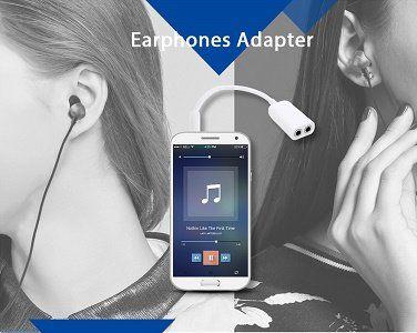Geht wieder! Audio Splitter Adapter für 0,08€   SCHNELL SEIN!