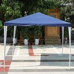 Party-Pavilion (3 x 3m) inkl. Zubehör für 19,90€
