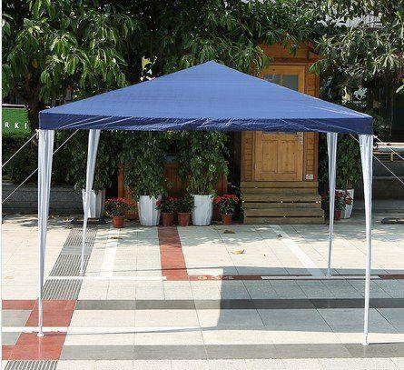 Party Pavilion (3 x 3m) inkl. Zubehör für 19,90€