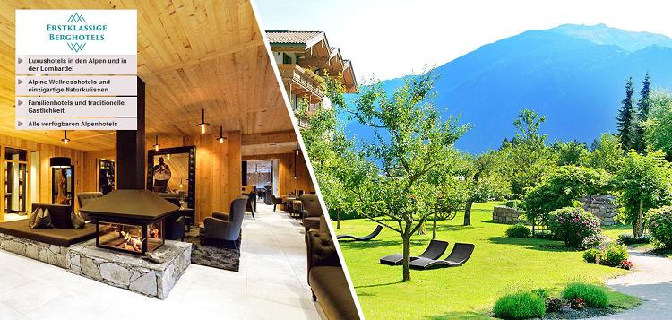 Erstklassige Berghotels – verschiedene Reiseangebote bei Vente Privee
