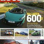12 Ausgaben Sport Auto für 55,90€ + 50€ Gutschein