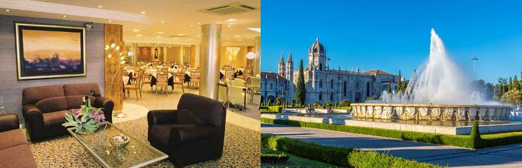 2   3 ÜN im 2* Hotel in Lissabon inkl. Frühstück und Flüge ab 159€ p.P.