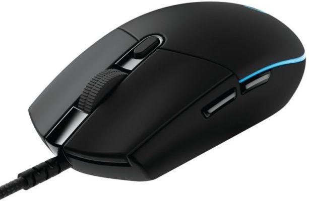 Logitech G Pro Gaming Maus mit 12.000 DPI für 37€ (statt 54€)
