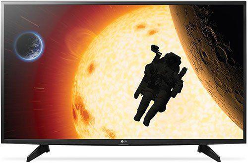 LG 49LH570V – 49 Zoll Full HD Smart TV mit Triple Tuner für 388€ (statt 419€)