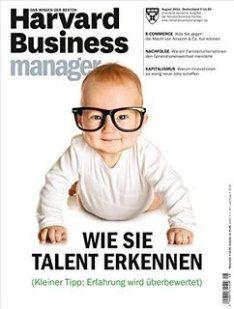 Jahresabo Harvard Business manager für 174,00€ + 125€ Gutschein