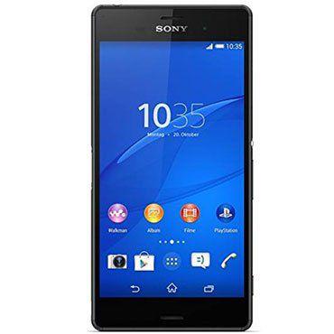 Sony Xperia Z3   5,2 Zoll schwarzes Android Smartphone mit 16GB für 249,95€ (statt 279€)