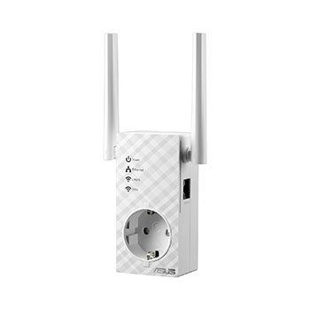 Asus RP AC53 AC750 Dualband WLAN Repeater mit Frontsteckdose ab 44,54€ (statt 50€)