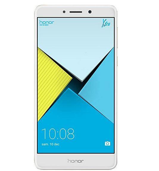 Honor 6X   Android Smartphone + Adidas Fußball für 219€