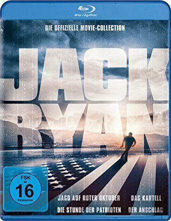 Jack Ryan Box mit 4 Filmen für 11,97€ (statt 19€)