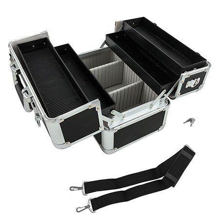 Etagen Multikoffer (20L) aus Aluminium für 26,67€ (statt 40€)