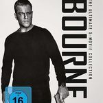 Ausverkauft! Bourne Box (Steelbook) – alle 5 Filme für 28,97€