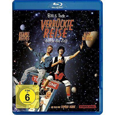 Bill & Teds verrückte Reise durch die Zeit (Blu Ray) für 6,97€ (statt 12€)