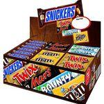 Mars Topsellerbox mit 72 Riegeln für 23,90€ oder Nestlé Sortimentskarton mit 62 Riegeln für 19,99€