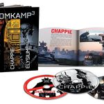 Blomkamp³ Digibook mit 3 Filmen (Blu-Ray) – District 9 + Chappie + Elysium für 11,97€
