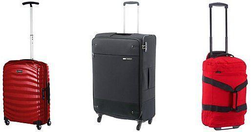 koffer direkt mit 50% Rabatt auf den zweiten Koffer + 5% bei Vorkasse TOP!