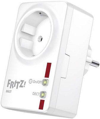 AVM FRITZ!DECT 200   intelligente DECT Steckdosen für 39€