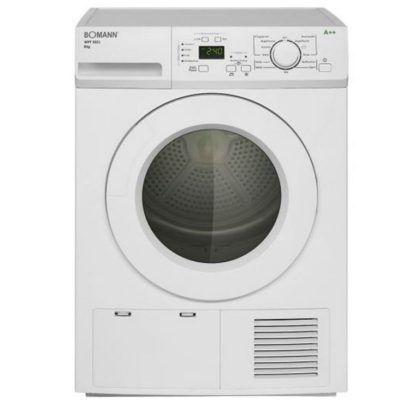 BOMANN WPT 5021 Wärmepumpentrockner für 340€