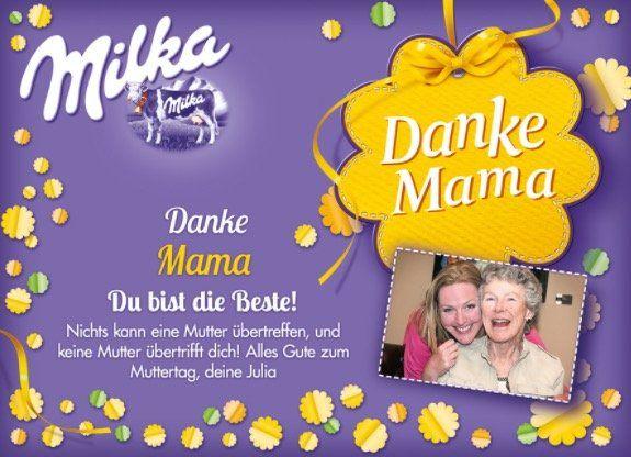 Knaller! Milka Pralinen mit personalisierter Verpackung für 7,19€ Inkl. VSK   perfekt zum Muttertag?