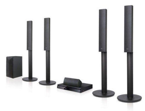 LG LHA 755   5.1 Heimkinosystem mit 3D Blu ray Player für 153,95€ (statt 199€)