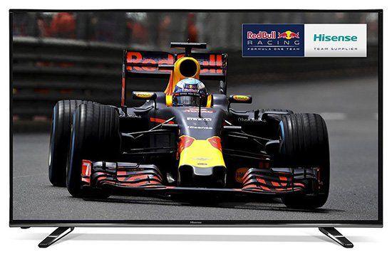 Hisense H50M3300   50 Zoll 4k Fernseher mit Triple Tuner für 399€ (statt 491€)