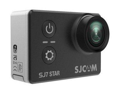 SJCAM SJ7 Star 4k Actioncam mit Unterwassergehäuse für 116,91€ (statt 202€)