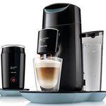Philips Senseo Twist & Milk HD7874 Kaffeepadmaschine + Milchaufschäumer ab 84,99€ (statt 148€)