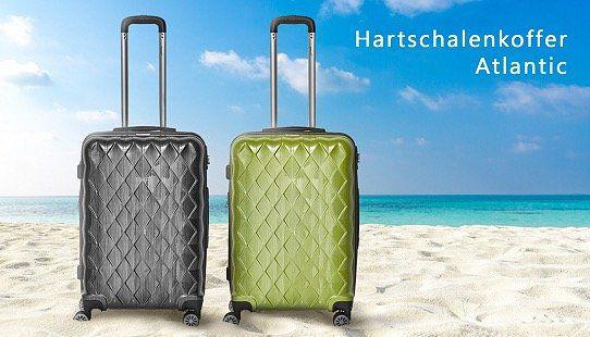 Knaller! Packenger Atlantic Hartschalenkoffer ab 71€ (statt 219€)