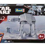 40% auf ausgewählte Star Wars Artikel – z.B. AT-AT Modell-Set für 42€ (statt 58€)