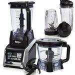 Nutri Ninja BL682 Küchenmaschine mit Auto-iQ und viel Zubehör für 156,90€ (statt 226€)