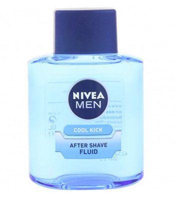 Nivea Men Cool Kick After Shave Fluid Herren Pflege (100 ml) für 3,99€ (statt 8€)
