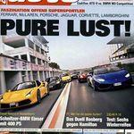 12 Ausgaben Sport Auto für 32,60€ (statt 57,60€)