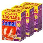 408er Pack Somat Multi 10 Geschirrspültabs für 52,95€ (statt 60€)