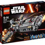 Lego Star Wars – Rebel Combat Frigate (75158) für 79€ (statt 100€)