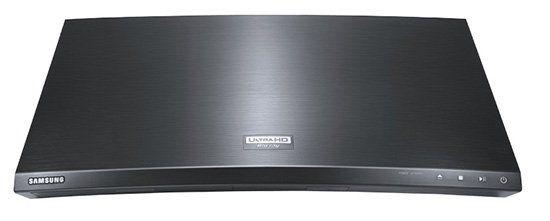 Samsung UBD K8500 3D Curved UHD Blu ray Player für 149€ (statt 188€)