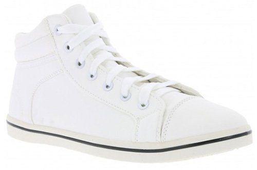 Zapalandia Classic High Top Sneaker in Weiß für 9,99€ (statt 30€)