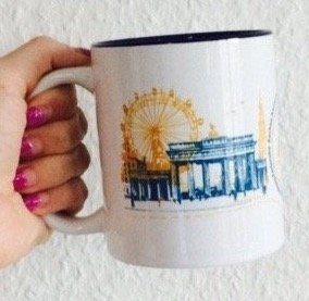 A&O Tasse inkl. Kaffee Flatrate an der Lobbybar für nur 5€
