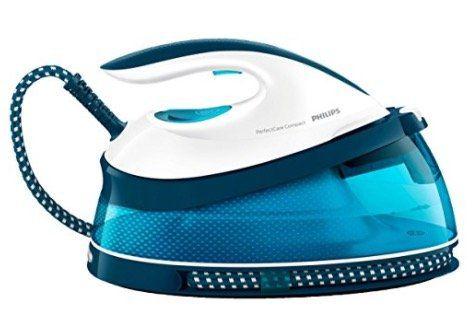 Philips GC7803/20 PerfectCare Compact Dampfbügelstation für 112,95€ (statt 170€) + gratis Wasserfilter