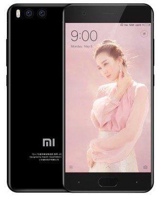 Xiaomi Mi 6 Smartphone mit Dual Kamera und 64GB für 315,39€