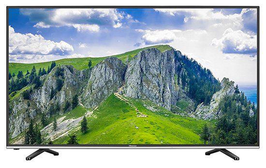 Hisense H55MEC3050   55 Zoll 4k Fernseher mit Triple Tuner für 499€ (statt 540€)