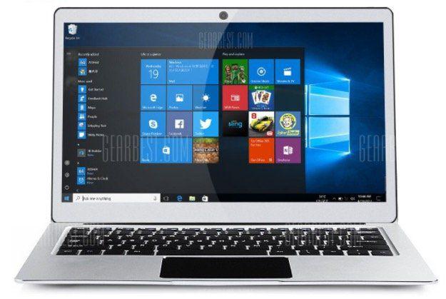 Jumper EZBOOK 3 PRO   13,3 Zoll Full HD Notebook mit Win 10 für 195,64€ (statt 241€)
