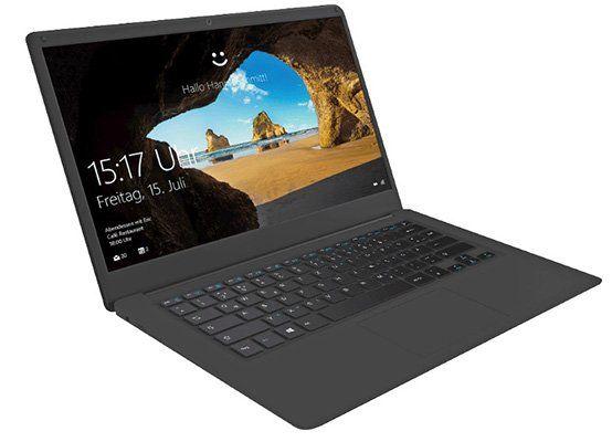 Odys Trendbook Next 14 Pro   14 Zoll Full HD Notebook + Win 10 ab 199€ (statt 244€)