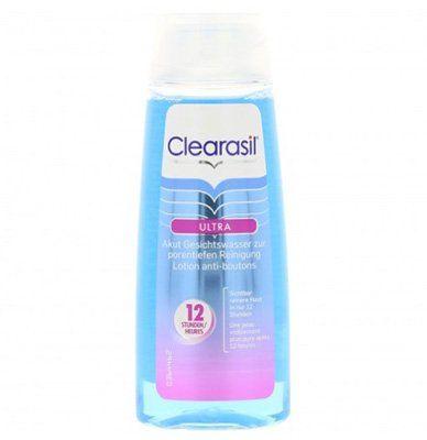 Clearasil Ultra Face Water Gesichtswasser 200ml für je 0,99€ inkl. VSK