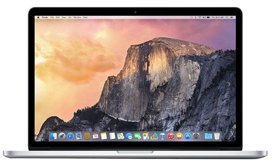 MacBook Pro 15″ Retina (MJLQ2D/A) mit 256GB für 1.694,28€ (statt 1.909€)   dank Finanzierung + EDU Rabatt