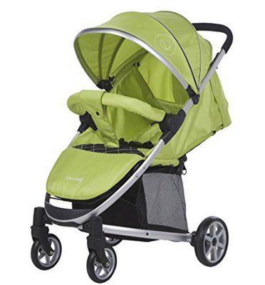 knorr baby Buggy Alu Tri Fold Sportbuggy für 82,98€ (statt 124€)