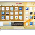 Telefunken D43U309X5CW – 43 Zoll 4k Fernseher mit Triple-Tuner für 393,45€ (statt 562€)